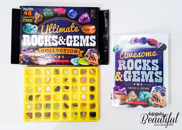 ultimate rocks and gems collection